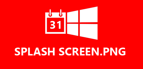 splashscreen