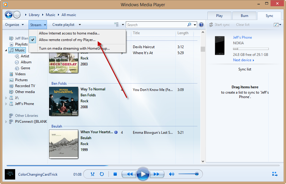 how to download windows media player windows 8