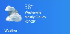 9-XAML-WeatherTile